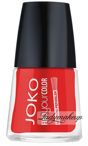 JOKO - FIND your COLOR - Nail polish with vinyl
