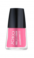 JOKO - FIND your COLOR - Nail polish with vinyl - 120 - CRAZY PINK - 120 - CRAZY PINK