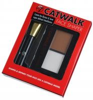 W7 - CATWALK FACE SHAPER - Zestaw do konturowania twarzy