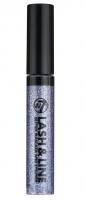 W7 - LASH & LINE glitter mascara and eyeliner - Tusz do rzęs i eyeliner 2 w 1