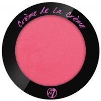 W7 - CREAM BLUSH - Creme de la creme - Róż w kremie