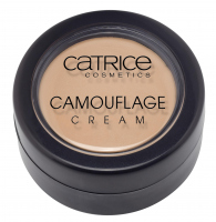 Catrice - Camouflage Cream - Korektor w kremie - 025 ROSY SAND - 025 ROSY SAND