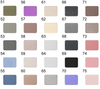 Pierre René - EYESHADOW Palette Match System