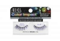 ARDELL - Color Impact - Artificial eyelashes - DEMI WISPIES BLUE - DEMI WISPIES BLUE