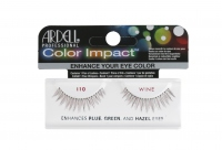 ARDELL - Color Impact - Artificial eyelashes - 110 WINE - 110 WINE