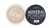 GOSH - MINERAL POWDER - Puder mineralny - sypki-002 - IVORY - 002 - IVORY