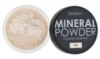 GOSH - MINERAL POWDER - Puder mineralny - sypki
