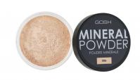 GOSH - MINERAL POWDER - Puder mineralny - sypki-006 - HONEY - 006 - HONEY