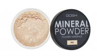 GOSH - MINERAL POWDER - Puder mineralny - sypki-004 - NATURAL - 004 - NATURAL