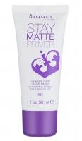 RIMMEL - STAY MATTE PRIMER - Baza matując - 30 ml - REF. 788826