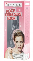RIMMEL- ZESTAW - ROCK PRINCESS LOOK - Extra Super Lash + Soft Kohl - Tusz do rzęs + kredka