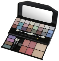 Ruby Rose - Deluxe Make Up Kit - Zestaw do makijażu HB-3826 (2)