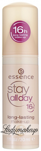 Essence - Podkład Stay All Day Makeup