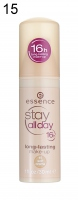 Essence - Podkład Stay All Day Makeup-15 - SOFT CREME - 15 - SOFT CREME