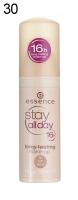 Essence - Podkład Stay All Day Makeup-30 - 30 - SOFT SAND