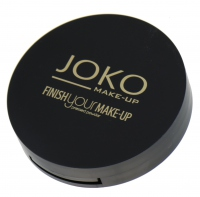 JOKO - Finish your Make-up pressed powder - Puder prasowany