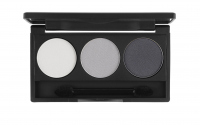 JOKO - Perfect your look eye shadows TRIO - Paleta 3 cieni do powiek-302 - 302