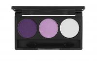 JOKO - Perfect your look eye shadows TRIO - Paleta 3 cieni do powiek-304 - 304
