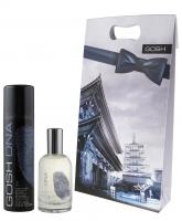 GOSH - ZESTAW - DNA 1 woda toaletowa + dezodorant w spray'u DLA MĘŻCZYZN