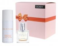 GOSH - ZESTAW - IN THE BOX - Woda perfumowana + dezodorant w sprayu DLA KOBIET