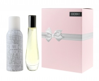GOSH - ZESTAW - PURE KAOS - Woda toaletowa + dezodorant w spray'u DLA KOBIET