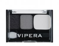VIPERA - Eye Shadows TIP TOP - Zestaw 3 cieni do powiek - 141 - REA - 141 - REA