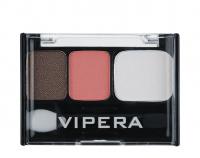 VIPERA - Eye Shadows TIP TOP - Zestaw 3 cieni do powiek - 149 - PALLENE - 149 - PALLENE