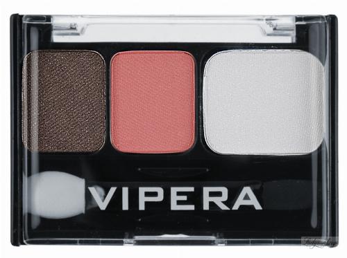 VIPERA - Eye Shadows TIP TOP - Zestaw 3 cieni do powiek