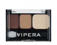 VIPERA - Eye Shadows TIP TOP - Zestaw 3 cieni do powiek - 150 - BESTLA - 150 - BESTLA