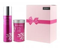 GOSH - ZESTAW - Nothing Pink Edition - Woda perfumowana + dezodorant w spray'u DLA KOBIET