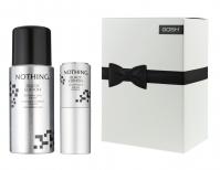 GOSH - ZESTAW - Nothing Black - Woda toaletowa + dezodorant w spray'u DLA MĘŻCZYZN