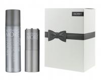 GOSH - ZESTAW - Nothing More MEN - Woda toaletowa + dezodorant w spra'u DLA MĘŻCZYZN