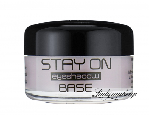 HEAN - STAY ON Eyeshadow Base - Baza pod cienie do powiek