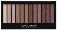 MAKEUP REVOLUTION - Redemption Palette ESSENTIAL SHIMMERS - 12 Eyeshadows