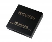 MAKEUP REVOLUTION - Focus & Fix Eyebrow Shaping Kit