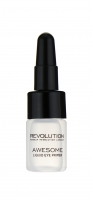 MAKEUP REVOLUTION - Awesome Metals Foil Finish - Metaliczny cień do powiek