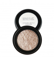 MAKEUP REVOLUTION - Awesome Metals Foil Finish - Metaliczny cień do powiek - ROSE GOLD - ROSE GOLD