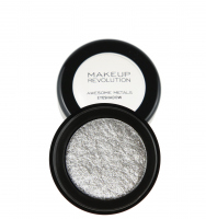 MAKEUP REVOLUTION - Awesome Metals Foil Finish - Metaliczny cień do powiek - PURE PLATINUM