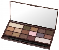 I ♡ Makeup - 16 Eyeshadow I HEART CHOCOLATE - Paleta 16 cieni do powiek (CZEKOLADA)