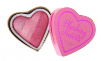 I ♡ Makeup - Blushing Hearts Triple Baked Blusher - BLUSHING HEART - BLUSHING HEART