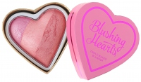 I Heart Revolution - Blushing Hearts Triple Baked Blusher