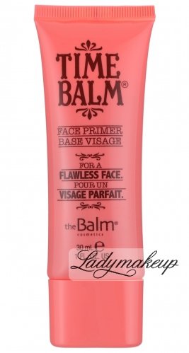 THE BALM - TIME BALM - Face Primer Base Visage - Baza pod makijaż
