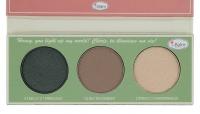 THE BALM - Smokey Eye Palette - SMOKE BALM 2 - Paleta 3 cieni do powiek (803178)