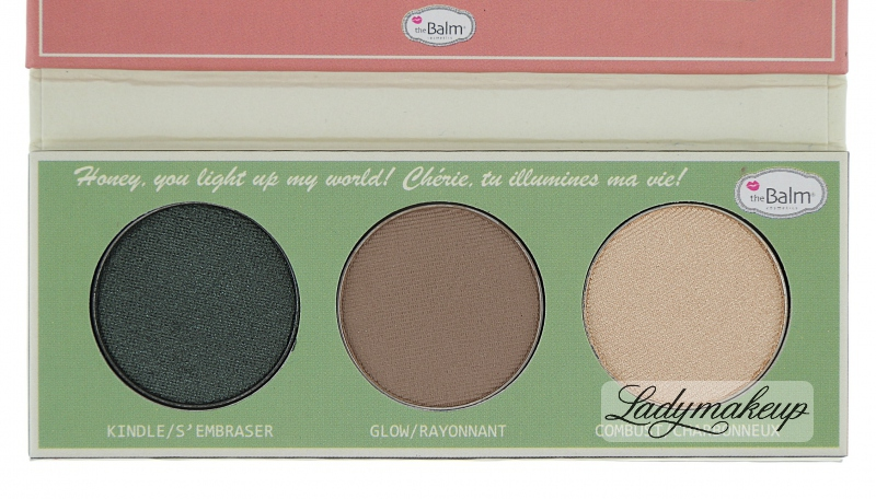 aa79b3725f2 THE BALM - Smokey Eye Palette - SMOKE BALM 2 - Palette of 3 eyeshadows  (803178)