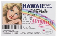 THE BALM - AUTOBALM HAWAII - Face Palette - Paleta kosmetyków