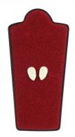 KRYOLAN - Scarecrow Vampire Fangs - Sztuczne zęby/ kły - ART. 3098