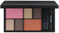 Sleek - Eye & Cheek Palette - DANCING TIL DUSK - Paleta kosmetyków do makijażu - 027