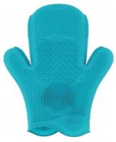 Sigma - 2x SIGMA SPA® BRUSH CLEANING GLOVE - RĘKAWICA DO CZYSZCZENIA PĘDZLI