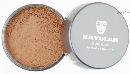 Kryolan - Puder Transparentny 20g - ART. 5703