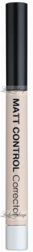Dermacol - MATT Control Corrector
